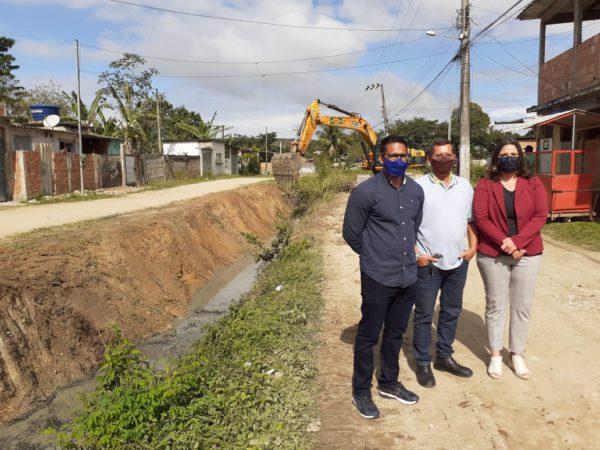 Urbanismo em ação: Jardim São Sebastião recebe intervenções de limpeza
