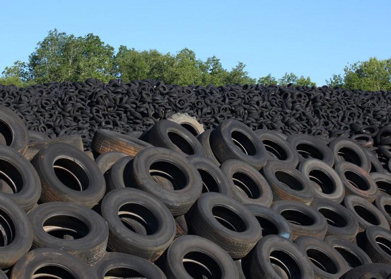 Prefeitura de Japeri realizará coleta de pneus usados nesta quarta-feira (15)