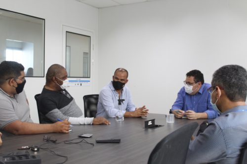 Prefeitura de Japeri se reúne com empresários do setor industrial para tratar sobre melhores condições de segurança nas fábricas da cidade