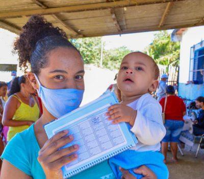Japeri dá início às campanhas de Poliomielite e Multivacinação nesta sexta (1)